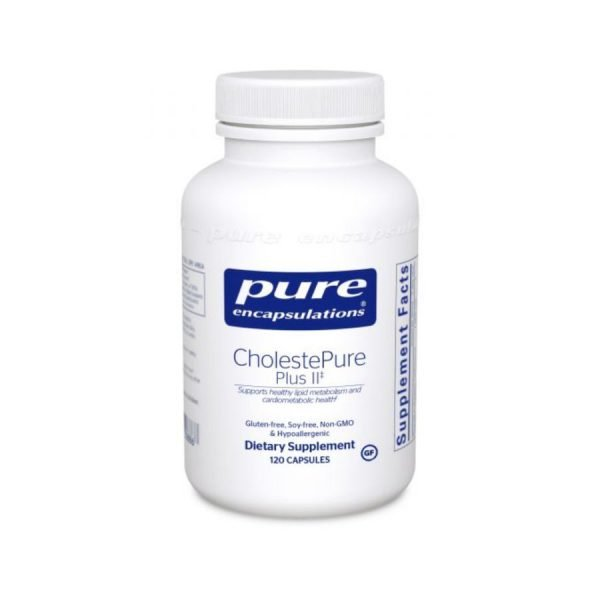 Pure Encapsulations CholestePure II