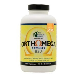 OrthoMega Fish Oil 180 ct