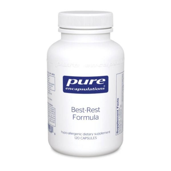 Pure Encapsulation - Best-Rest Formula